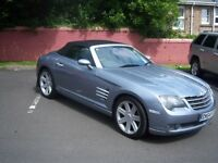 crossfire soft top