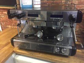 Conti CC100 two bar coffee machine - 5 years old works perfectly