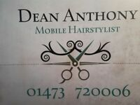 Dean Anthony Mobile Hairstylist