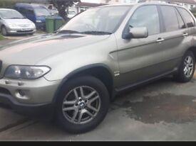 BMW X5 SE D AUTO