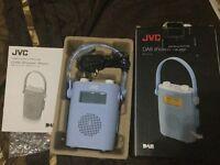 JVC DAB SHOWER RADIO
