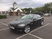BMW 5 Diesel black