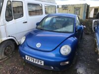 Volkswagen beetle car petrol spare parts available