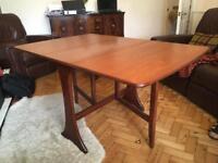 Vintage G Plan Drop Leaf Table