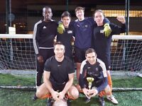 Looking for teams and individuals to join our Shoreditch 5-a-side football league