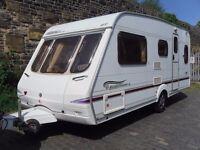 Swift Blakemere Five Berth Touring Caravan