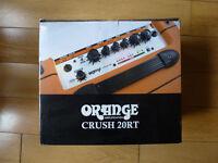 Orange Crush 20RT 20 Watt Combo Guitar Amp (Like New) RRP £139