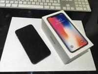 Apple iPhone X - 64GB - Space Grey (EE) Smartphone