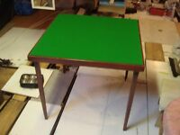 VONO CARD TABLE