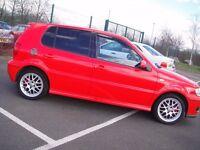 2000 X Volkswagen Polo Gti 5 Door Hatchback