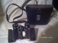 BINOCULARS , 6 by 26 . in a BLACK CASE with the name IMPERATOR ? ++++++