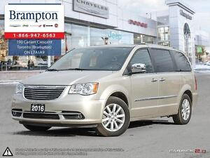2016 Chrysler Town & Country Limited Company Demo|Leather|Naviga