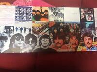 Beatles canvas picture