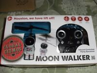 INFRA-RED REMOTE CONTROLLED - FLYING SPACEMAN (Brand New & Boxed)