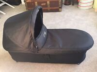 Mountain Buggy Duet Carrycot Plus - Extremely Good Condition - £50