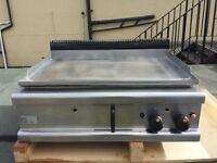 Lincat - Industrial Grill - 2 burner