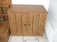NEXT Solid Wood Bedroom Cupboard and Single wardrobe