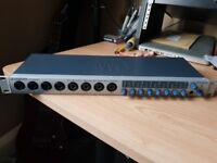 Presonus Firestudio Project w/ box and cables - LIKE NEW