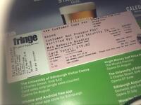 Iain Connell (Burnistoun) Edinburgh Fringe tickets