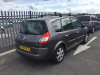 2005 Renault Grand Scenic 1,9 litre diesel 5dr 7 seater 1 owner
