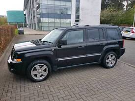 Jeep Patriot 2.0 CRD manual 4x4 FSH New timing belt and clutch