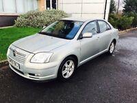 2006 Toyota avensis 2.0 vvti in excellent condition Long mot till December full service history