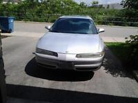 2000 Oldsmobile Intrigue silver edition Sedan