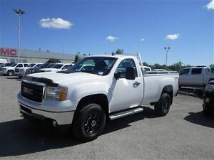 2013 GMC SIERRA 2500HD Work Truck | Headache Rack | PW/ PL
