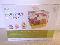 Medium hamster cage brand new in box