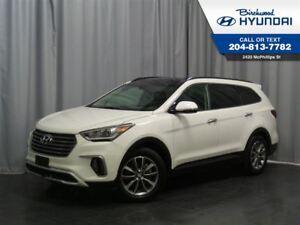 2017 Hyundai Santa Fe XL Luxury 7-Pass *Navigation