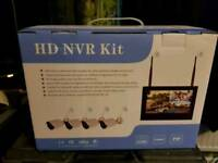 HD nvr kit cctv
