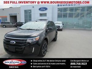 2014 Ford Edge SEL AWD PANORAMIC ROOF NAVIGATION