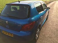 Peugeot 307 for sale £1200