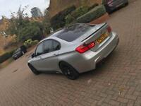 2012 BMW F30 M SPORT AUTO NOT GOLF R32 DSG AUDI S3 MERCEDES AMG BMW GOLF R GTI C220 3 SERIES