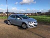 Vauxhall Astra 1.6 i VVT 16v Excite 5dr 2014 64 REG Only 27k Miles