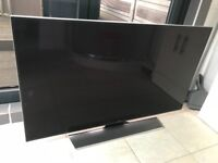 Samsung 48 inch 4K ultra hd smart 3D tv. Hardly used.3 pairs glasses. £410 NO OFFERS.CAN DELIVER
