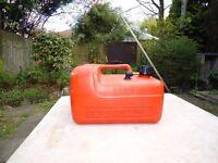 Quicksilver outboard fuel tank