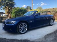 2008 BMW 3 Series E93 325d M Sport 2dr Convertible