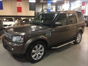 2013 Land Rover LR4 HSE LUXURY | NAV | DVD