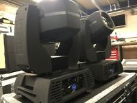 Chauvet Rogue R1 Beam Moving Heads