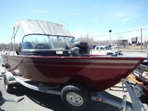 2016 Lund Boat Co 1750 Rebel XS Sport