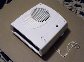 GLEN WALL MOUNTABLE WALL HEATER. FOR BATHROOM OR KITCHEN ETC