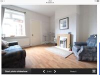 Sunny, spacious 2 bed ground floor flat, large private. yard available end July Furnished £475