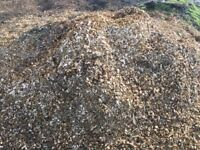 Woodchip Wood Bark chip for sale nr Brighton Sussex
