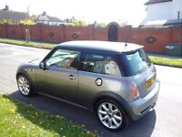 MINI Cooper S - serviced - low mileage - excellent condition