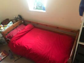 Junior Bed in Solid Pine
