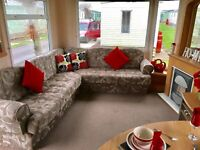 CHEAP HOLIDAY HOME STATIC . 12 month season with pool bar club parks shop NEAR BEACH IN MORECAMBE