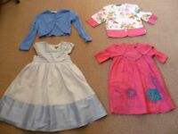 Bundle High Quality Girls Clothes Aged 4-5 Years