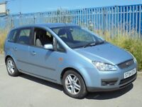 Ford Focus C-Max Zetec in Very Good Condition throughout. Supplied with a full 12 Months MOT.