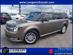 2013 Ford Flex SEL/AWD/CUIR/TOIT PANORAMIQUE